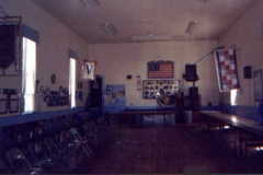 Interior of Dalton  G.A.R. Hall