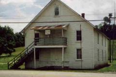 GAR Hall Halsey Valley, NY
