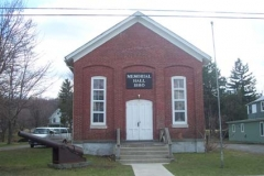 GAR Hall Hunt, NY