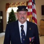 Commander Leo McGuire